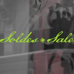 Adhésif SOLDES-16