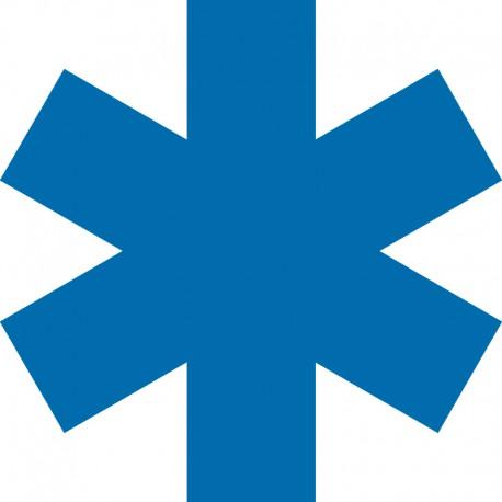 Croix ambulance Eco