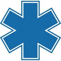 Croix ambulance Plaza