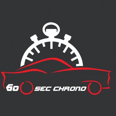 Logo Alu 60 SEC CHRONO