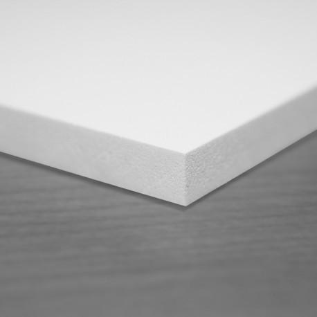 Panneau PVC 10mm vierge
