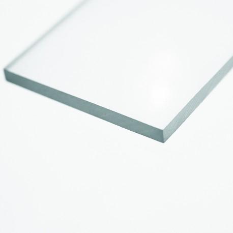 Plaque Plexiglas transparent 8mm vierge