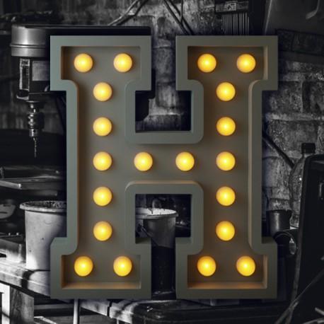 Lettres Vintage LED