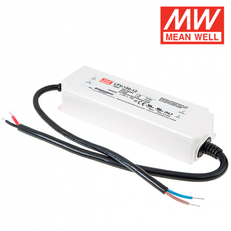 Alimentation LED MEAN WELL LPV-150-12