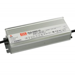 Alimentation LED MEAN WELL HLG-320H-12