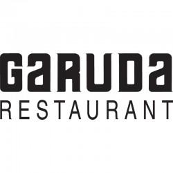 Lettres GARUDA RESTAURANT PVC 19mm