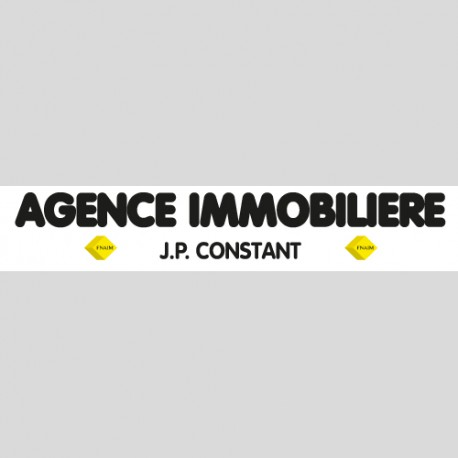 Enseigne IMMOBILIERE JP CONSTANT